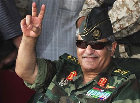 قائد الثوار في ليبيا